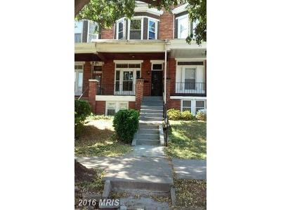 Winchester St, Baltimore, MD 21216