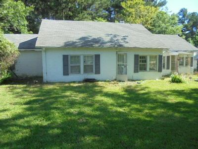 Jefferson County, AR Single-family Foreclosures Listings