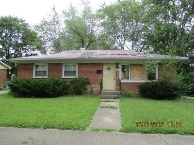 Hickory St, Chicago Heights, IL 60411