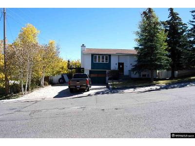 Lincoln Heights Dr, Kemmerer, WY 83101